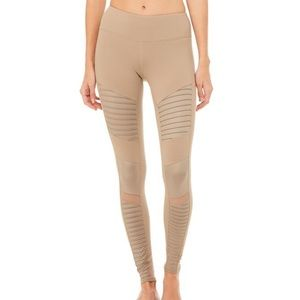 Alo Yoga high waisted Moto legging